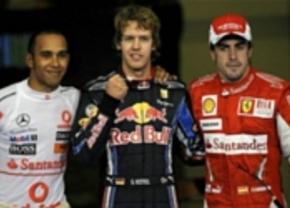 GP F1 Abu Dhabi 2010