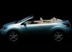 Nissan Murano CrossCabriolet 2012