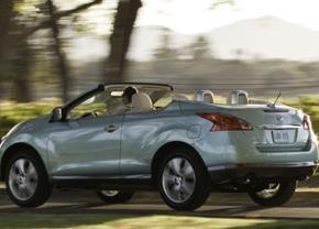 Officieel: Nissan Murano CrossCabrio
