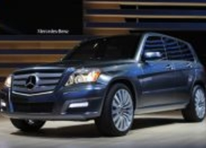 Mercedes GLK 2.2-liter Bluetec USA