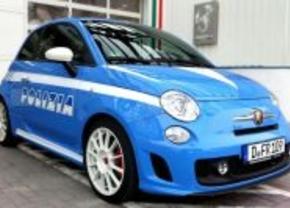 Idee: Bilstein Abarth 500 voor Italiaanse politie
