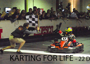 Autofans en Inkart presenteren: Karting For Life - 22 December - 12u tot 24u