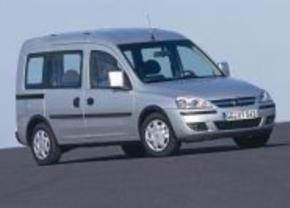Volgende Opel Combo op basis van Fiat Doblo