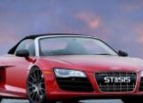 STaSIS Audi R8 V10