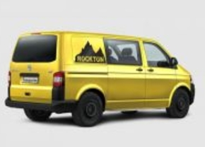 Stoere bestelwagen: VW Transporter Rockton