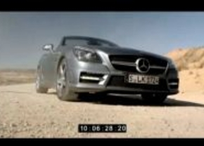 Gelekt: promo-video van de Mercedes SLK 2012