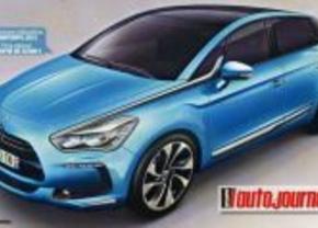 Render: Citroën DS5