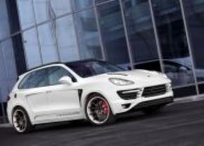 Porsche Caviar: TopCar Cayenne Vantage GTR 2