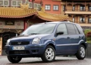 Nieuwe Ford Fusion heet B-Max