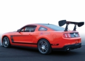 Who's your daddy: Ford Mustang Boss 302S