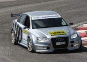 Audi keert terug naar de BTCC