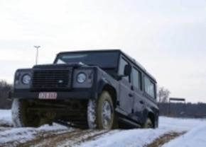 Land Rover opnieuw koning van verkiezing