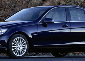 Officieel: Mercedes C-klasse facelift (2011)
