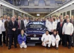 Volkswagen-productie bereikt kaap van 111.111.111 stuks