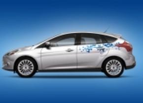 Ford biedt tatoeages aan op je nieuwe Focus