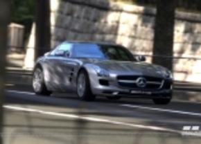 Gran Turismo 5: win een SLS AMG