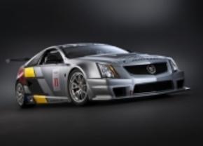 Cadillac CTS-V Coupé racevariant