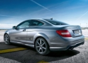 Gelekt? Mercedes C-klasse coupé
