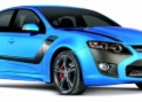 Falcon Ford V8 Prodrive 449 pk