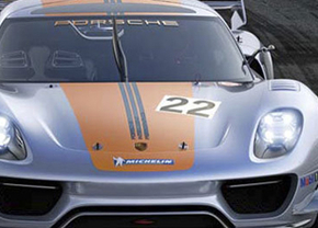 Officieel: Porsche 918 RSR racer