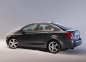 Officieel: Chevrolet Sonic