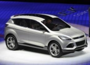Ford Vertrek Concept 2011