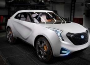 Stads-crossover: Hyundai Curb concept