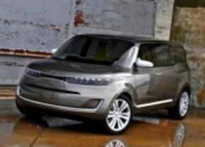 Kia KV7 Concept 2011