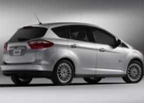 Ford C-Max Energi is hybride gezinswagen