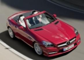 Mercedes SLK (2012)