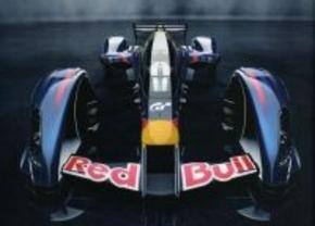 RedBull X1 racecar maakt werelddebuut in Brussel