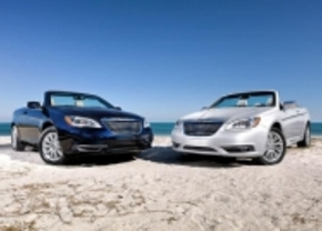 Gelekt: Chrysler/Lancia 200 Convertiible