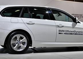 BMW 320d Touring Efficient Dynamics Edition