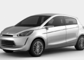Mitsubishi Concept World Car