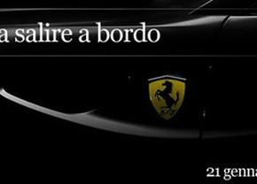 Nieuwe Ferrari wordt op 21/01 getoond