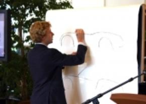Gumpert stelt nieuw model voor in Genève 2011