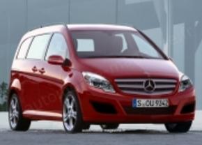 Nieuwe Mercedes Vaneo in 2012?
