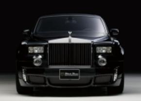 Extra Large: Wald gaat voor de Rolls Royce Phantom EW