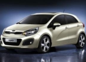 Kia Rio facelift 2011