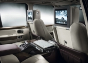 Range Rover Autobiography Ultimate Edition 2012