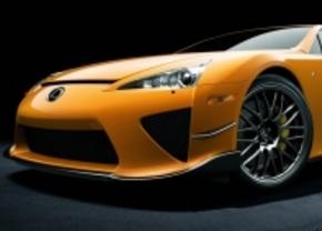 Lexus LFA Nurburgring edtion