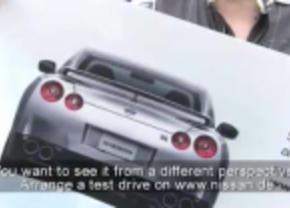 Nissan GT-R campagne