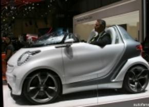Live in Genève: Smart Forspeed Concept