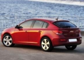 Meer beeld: Chevrolet Cruze hatchback