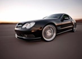 Speedriven bouwt 800 pk sterke Benz SL 600... op CNG