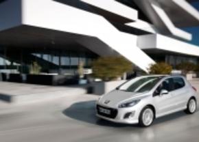 Belgische prijzen Peugeot 308 2011