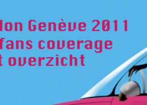 Overzicht Salon Genève 2011