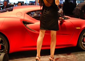 Live in Genève 2011: Alfa Romeo 4C