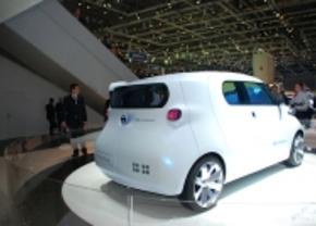 Nissan Townpod live in Genève 2011