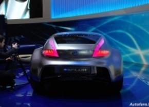 Nissan Esflow concept live in Genève 2011